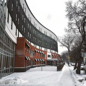 Университет Виннипег (University of Winnipeg)