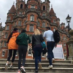 Royal Holloway College (on-line)